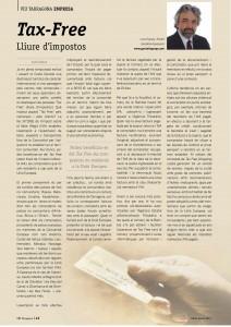 Les claus del Tax Free, Lluís Espuis al Viu Tarragona