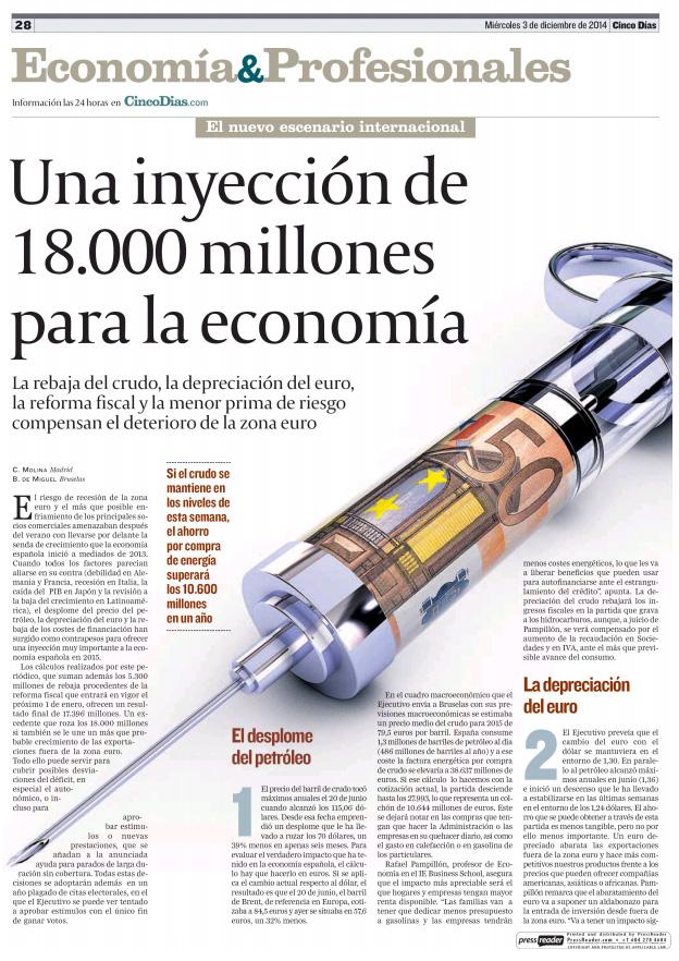 Gestalia_Una inyeccion de 18000M para la economia